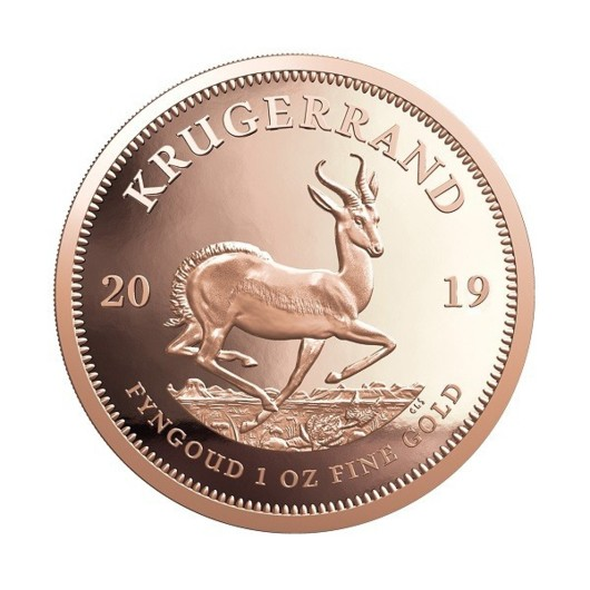 Krugerrand 2019 monedă din aur proof 1 oz