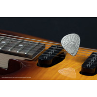 AC/DC Guitar Pick-Plug me in-Set